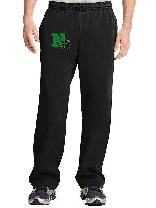 North Open Bottom Sweatpants