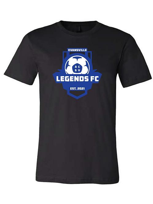Bella Canvas Legends Crest Crew Neck