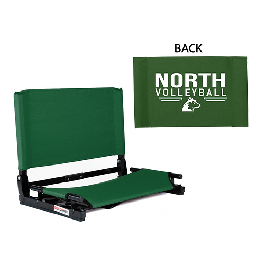 North Volleyball Stadium Chairs - Normal and Wide