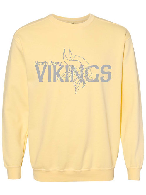 NP Senior Volleyball Crewneck Sweatshirt