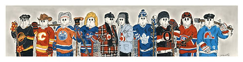 Mummers Night In Canada