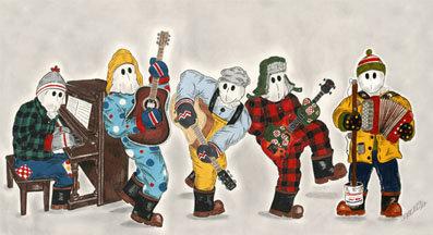 Musical Mummers
