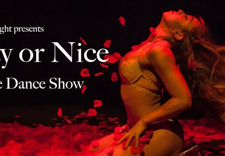 """Naughty or Nice"" X-Mas Pole Dance Show"