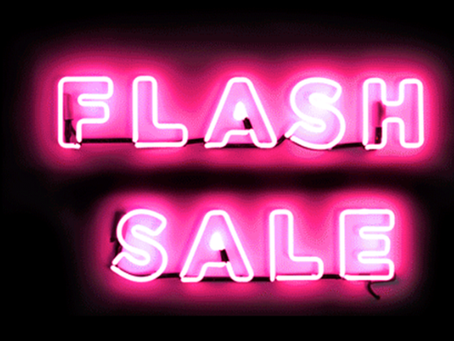 Soul Flight Flash Sale