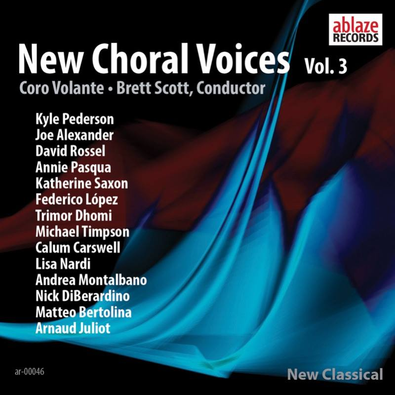 New Choral Voices Series Vol.3