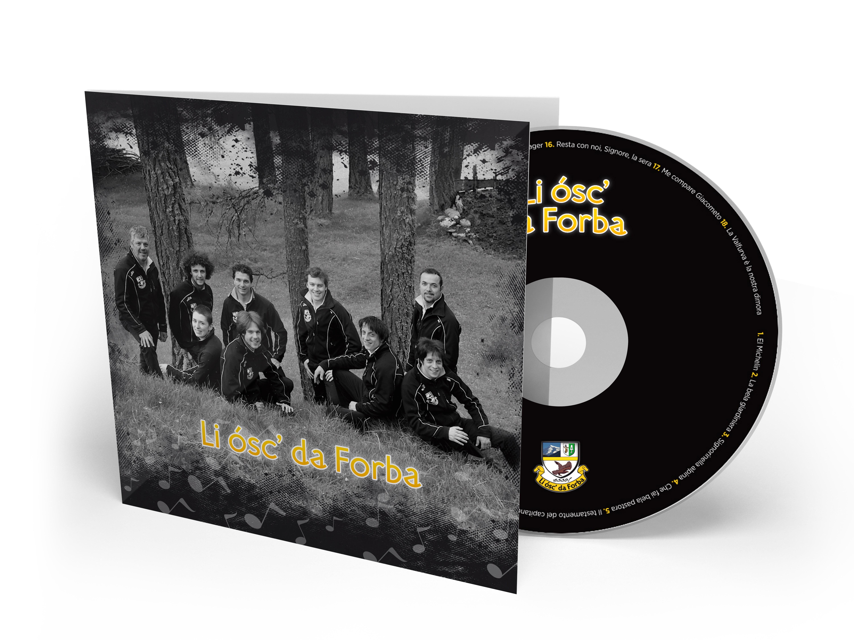 CD Li ósc' da Forba