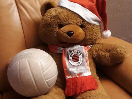 Weihnachtsgrüße der Abteilung Volleyball