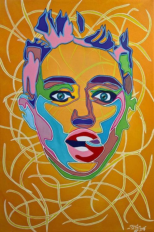 Miley Cyrus - Canvas