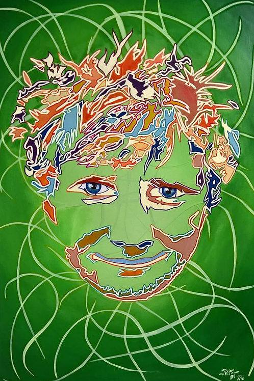 Ed Sheeran - Canvas