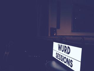 WURD SESSIONS Back in studio