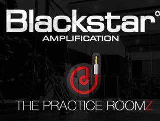 NEW STUDIO ENDORSEMENT: BLACKSTAR AMPLIFICATION