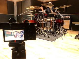 KODAMA RECORDING NEW ALBUM..
