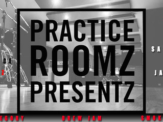Practice Roomz Presentz returns in 2019!