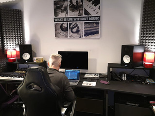 Mark Heaney MIXES latest Album
