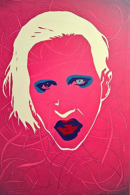 Marilyn Manson - Canvas