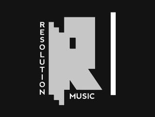 RESOLUTION MUSIC