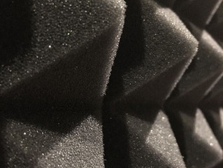 ACOUSTIC FOAM MAKEOVER