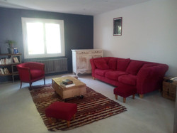 Salon salle commune