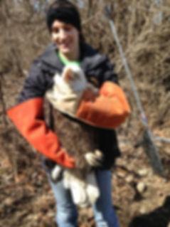 Mary Eagle Rescue