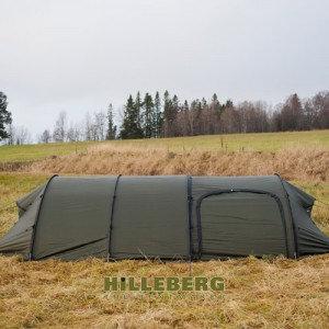 Hillberg Jorm4GT MILSPEC インナー用 グランドシート Mac Foot Light