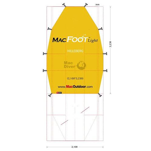ヒルバーグ サイタリス Mac Foot Light 後室含む