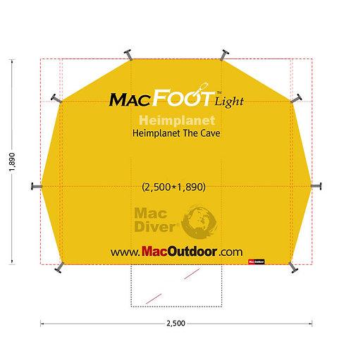 HEIMPLANET The Cave Mac Foot Light