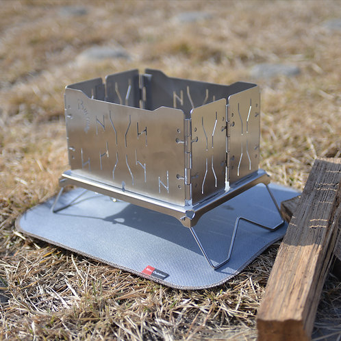 Mac outdoor 防炎シート350x300mm