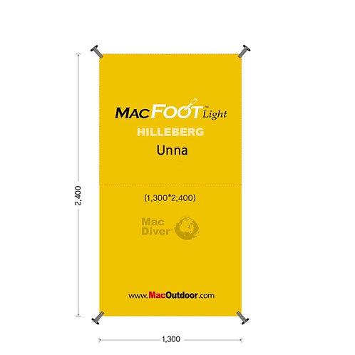 ヒルバーグ ウナ UNNA Mac Foot Light