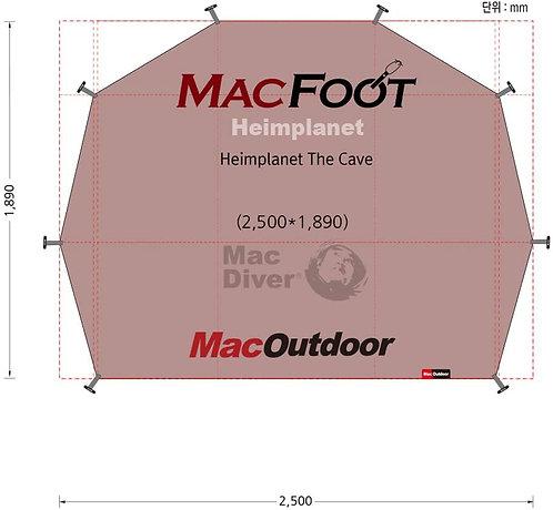 10月入荷 HEIMPLANET The Cave Mac Foot