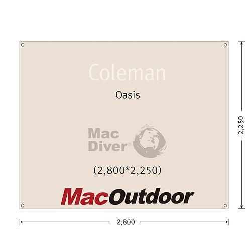 Coleman オアシス Oasis Fire Proof 一体型