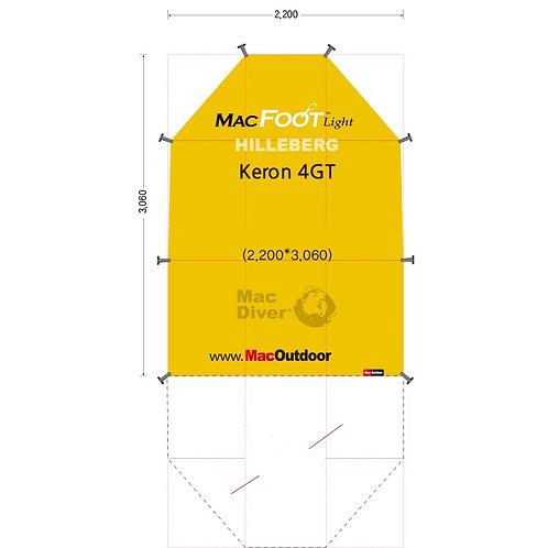 ヒルバーグ Keron 4GT Mac Foot Light 後室含む ケロン4GT