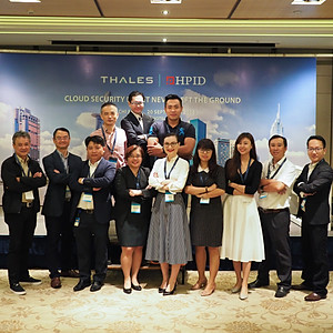 [Corporate] Thales-HPID Event - Ho Chi Minh city