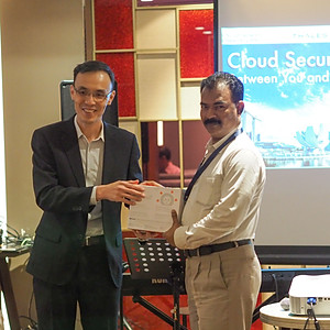 [Corporate] Thales-Pacific Tech-Amnet Event