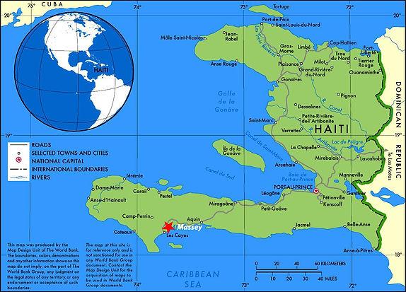 Child Haiti Education