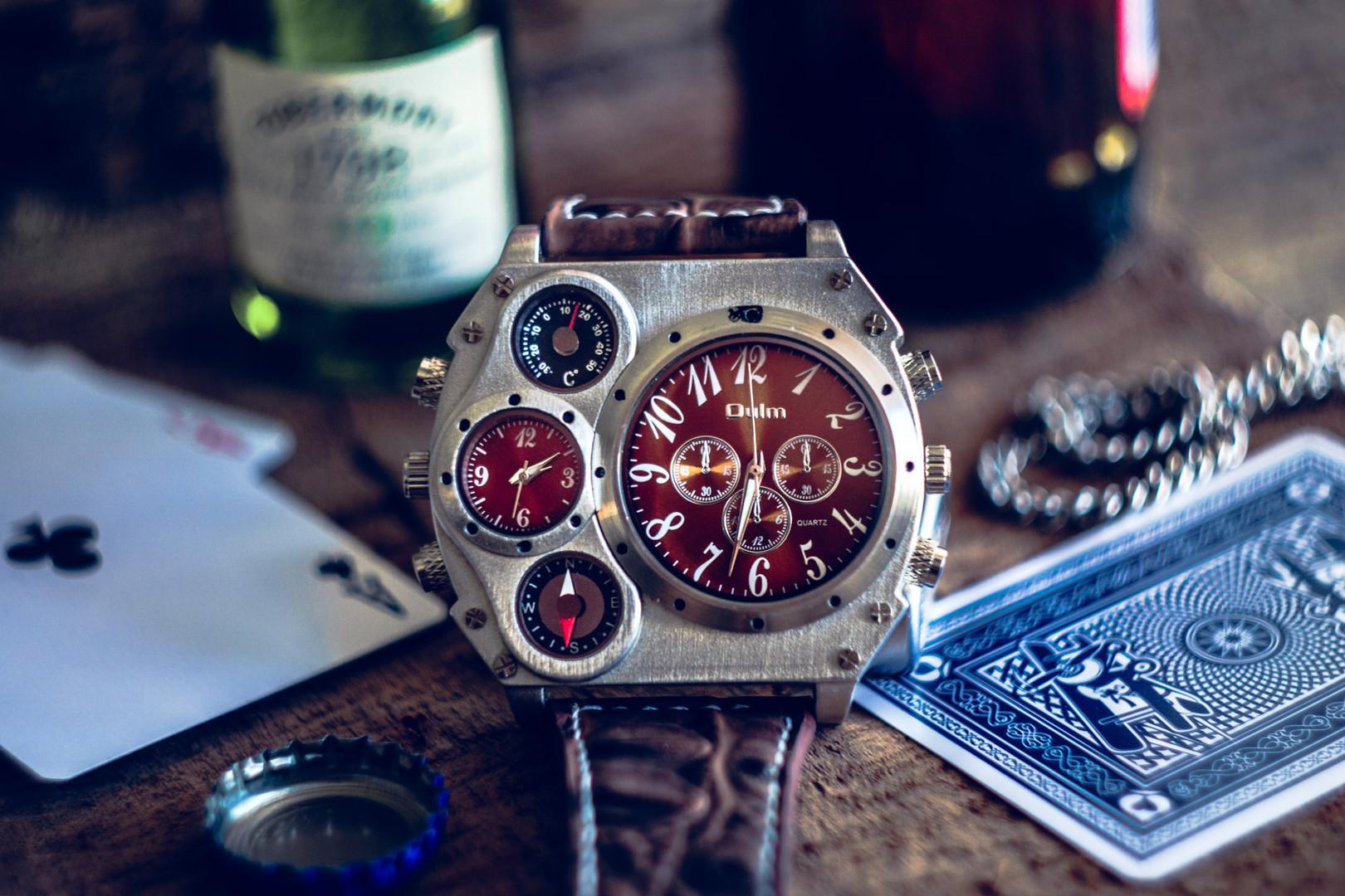 Watch Product Shot
