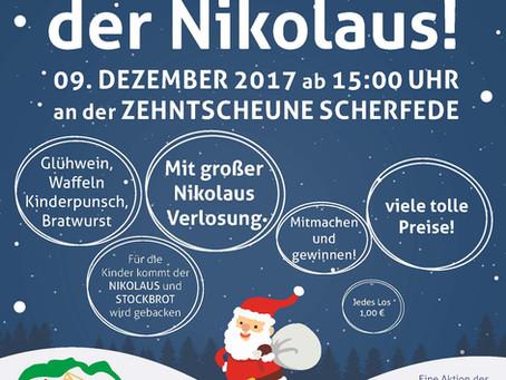Nikolausfeier in Scherfede