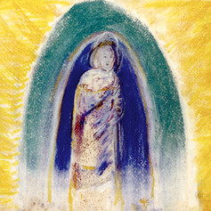 """""""Kuan Yen, The Goddess of Mercy and Compassion"""""""