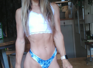 WBFF Prep: 10 Weeks Out