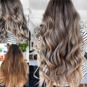 So much beautiful hair 😍😍🙌
