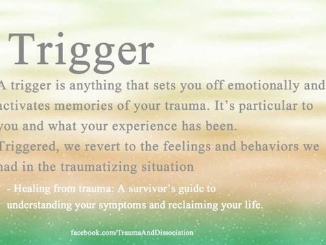 How to Cope With Triggers