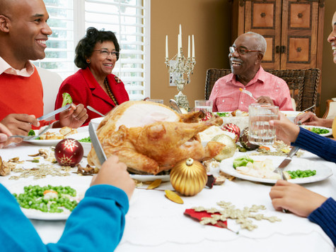 Tips to Keep Your Peace and Get Through the Holidays