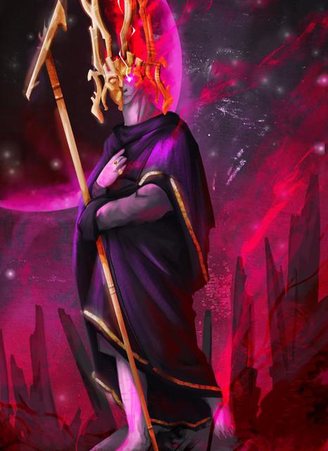 Purple Monarch