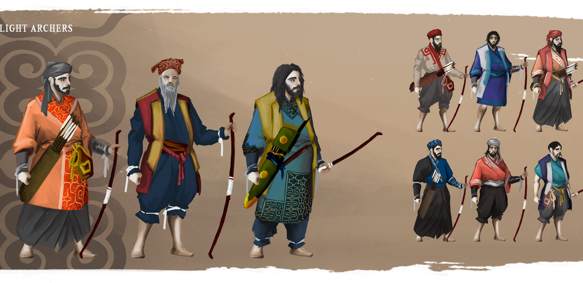 AINU Light Archers
