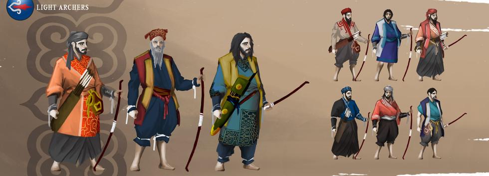 AINU Light Archers