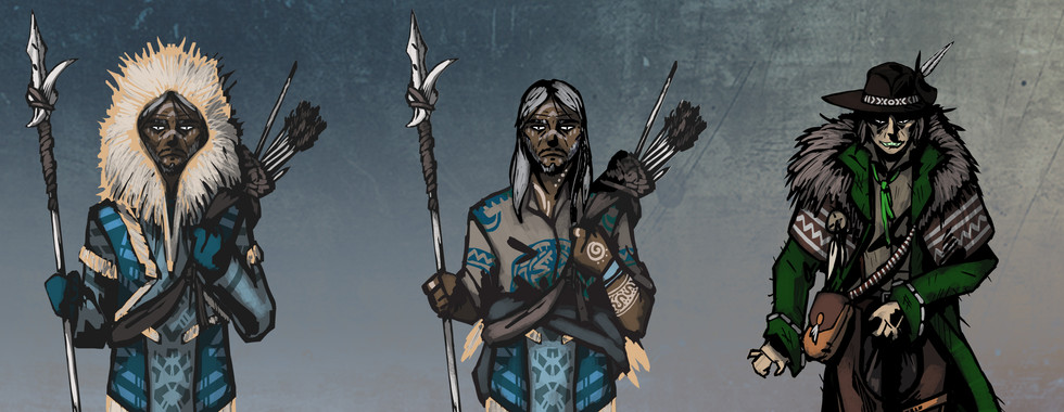 Character variation