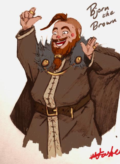 Bjorn the Brown