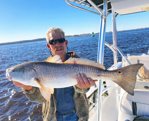 Overslot Redfish