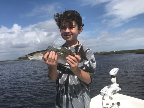 First Trout