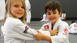 Gracie Barra Kids and Anti-Bullying