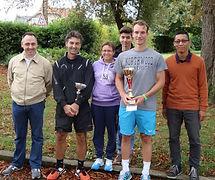 Finale du tournoi open du TC Gentiana 2015
